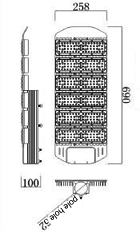 Modular LED Street Light 43