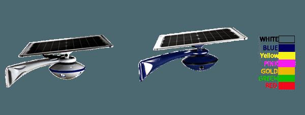 Solar Security Camera 06